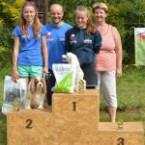 4. ročník Východňarských agility pretekov