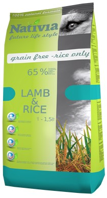 NATIVIA ADULT LAMB&RICE | LAMB&RICE