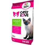 Cat´s love Adult - 1,5Kg