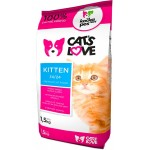 Cat´s love Kitten - 1,5Kg