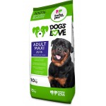 Dog´s love Adult Maxi - 10Kg