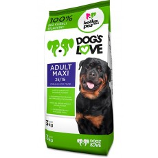 Dog´s love Adult Maxi - 3Kg