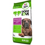 Dog´s love Senior&Light - 3Kg
