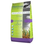 Nativia Senior&Light - Chicken&Rice 15 kg