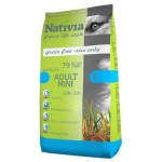 Nativia Adult mini - Duck&Rice 3 kg