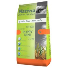 Nativia Puppy mini - Duck&Rice 3 kg