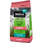 Nativia Puppy - Lamb&Rice 15 kg